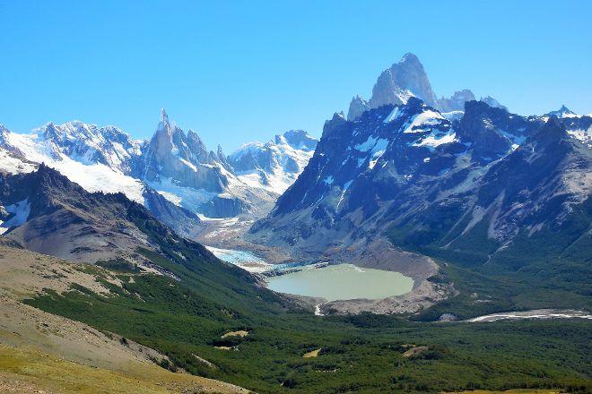 Sendero Loma del Pliegue Tumbado, El Chalten, Argentina