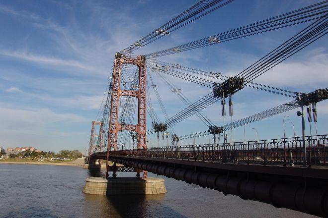 Suspended Bridge, Santa Fe, Argentina