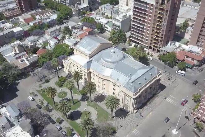 Teatro Municipal de Bahia Blanca, Bahia Blanca, Argentina