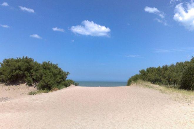 Valeria del Mar Beach, Valeria del Mar, Argentina