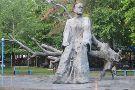 Statue of Komitas Vardapet