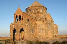 Saint Hripsime Church, Vagharshapat, Armenia