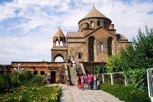 Saint Hripsime Church, Vagharshapat, Armenia