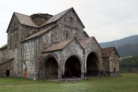 Akhtala Monastery, Akhtala, Armenia