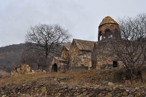 Ardvi Monastery, Ardvi, Armenia