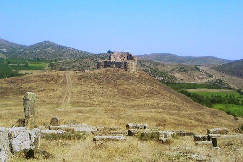 Berdavan Fortress, Berdavan, Armenia