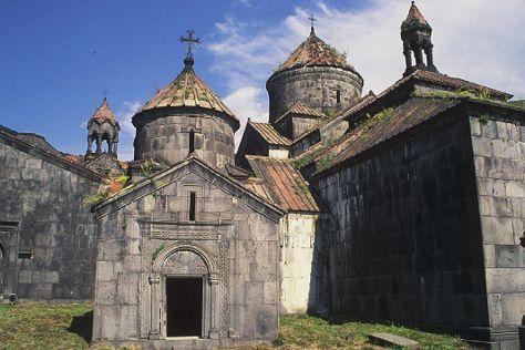 Haghpat Monastery, Haghpat, Armenia
