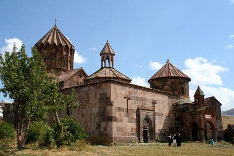 Harichavank Monastery, Shirak Province, Armenia