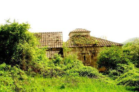 Mshkavank Monastery, Noyemberyan, Armenia