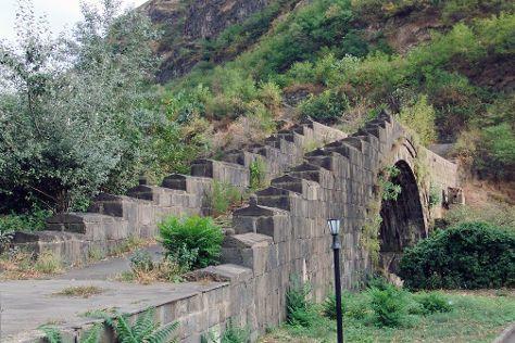 Sanahin Bridge, Alaverdi, Armenia