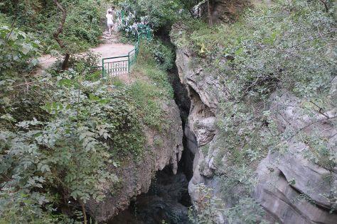Satanayi Kamurj (Satan's Bridge), Tatev, Armenia