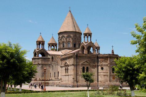 The Churches of Echmiatsin and the Archaeological Site of Zvartnots, Vagharshapat, Armenia