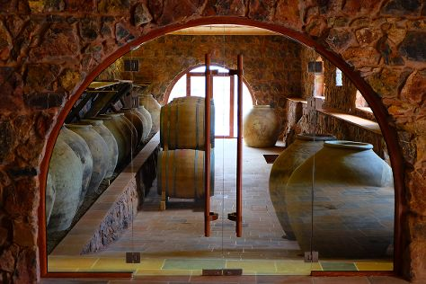 Tushpa Wine Cellar, Taperakan, Armenia