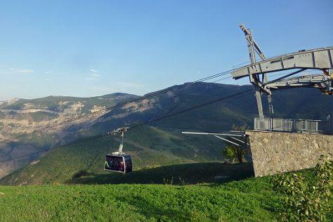 Wings of Tatev, Halidzor, Armenia