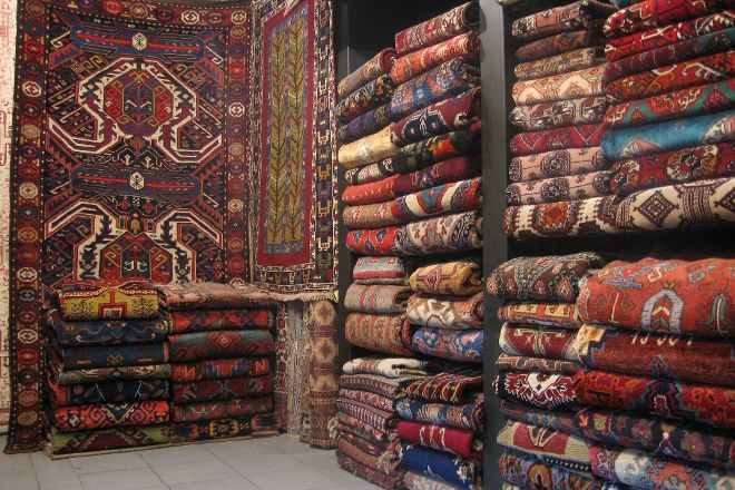 Antique Carpets, Yerevan, Armenia