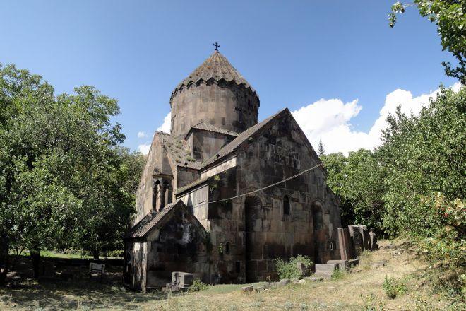 Bjni Church, Bjni, Armenia