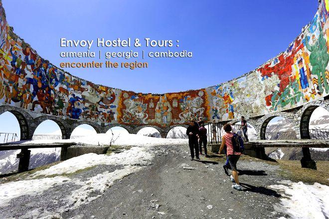 Envoy Tours, Yerevan, Armenia