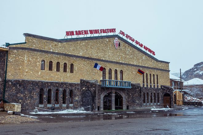 Hin Areni Winery, Areni, Armenia