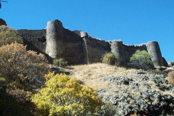Kakavaberd Fortress, Garni, Armenia