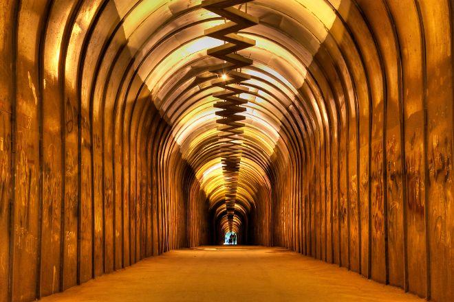 Kond Pedestrian Tunnel, Yerevan, Armenia