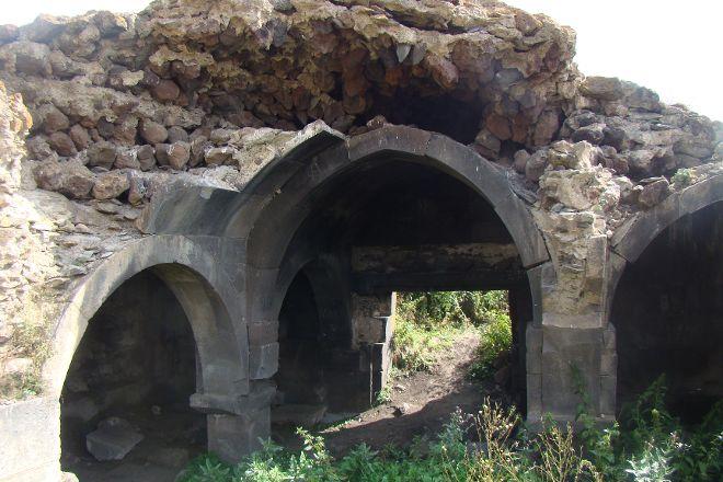 Kotrats Caravanserai, Goris, Armenia
