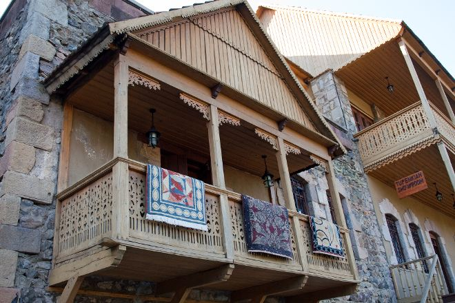 Museum of Folk Art (Sharambeyan Centre of Popular Creation in Dilijan), Dilijan, Armenia