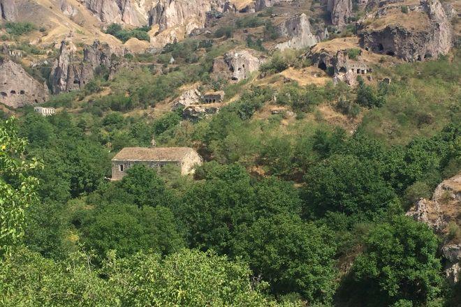 Old Khndzoresk, Syunik Province, Armenia