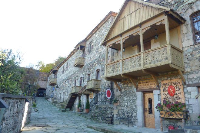Sharambeyan Street, Dilijan, Armenia