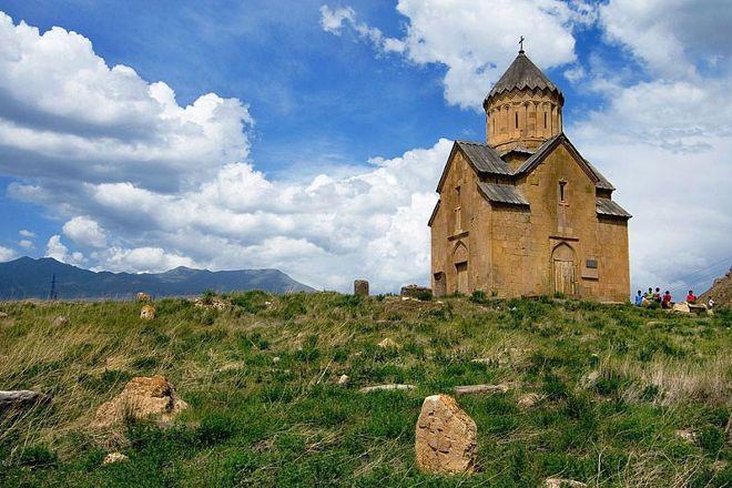 St. Astvatsatsin Church, Areni, Armenia