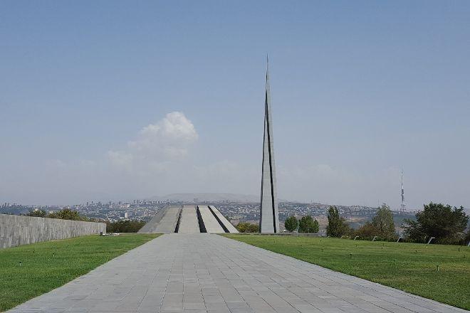 Tsitsernakaberd, Yerevan, Armenia