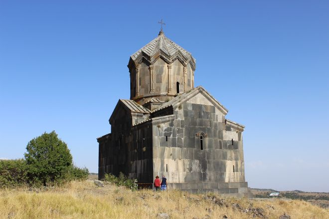Vahramashen Church, Byurakan, Armenia