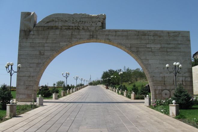 Yerablur, Yerevan, Armenia