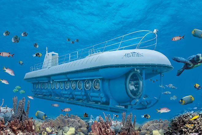 De Palm Tours: Atlantis Submarines Expedition, Oranjestad, Aruba