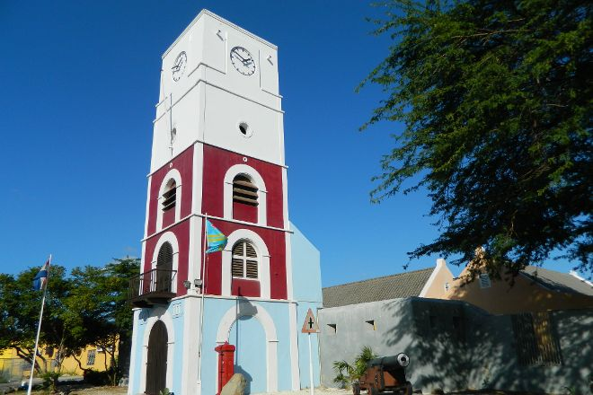 Fort Zoutman Historical Museum, Oranjestad, Aruba