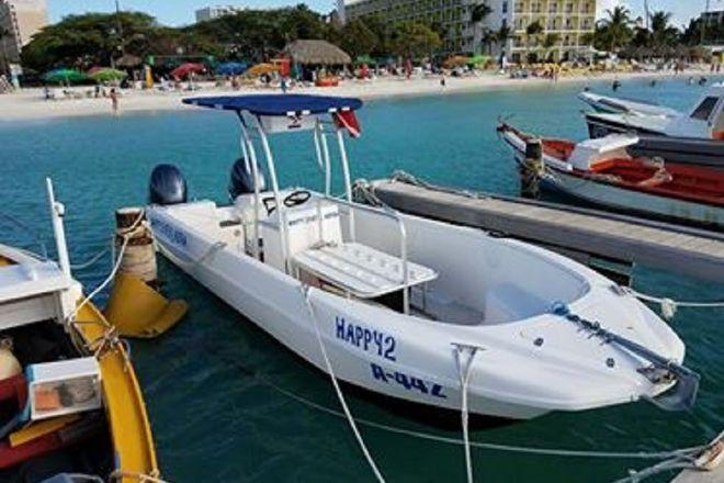 Happy Divers Aruba Padi Dive Center, Oranjestad, Aruba