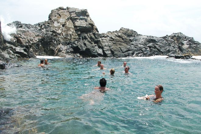 Natural Pool, Noord, Aruba