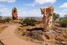 The Broken Hill Sculptures & Living Desert Sanctuary