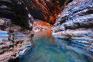 Weano Gorge (Handrail Pool)
