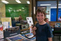 Alice Springs School of the Air Experience, Alice Springs, Australia