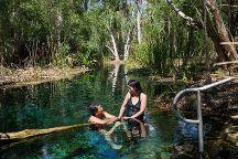 Bitter Springs, Mataranka, Australia