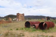 Blast Furnace Park, Lithgow, Australia