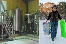 Blizzard Brewing Company, Dinner Plain, Australia