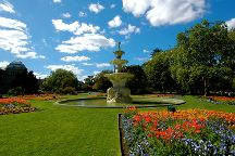Carlton Gardens, Melbourne, Australia
