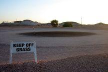 Coober Pedy Opal Fields Golf Course, Coober Pedy, Australia