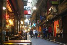 Degraves Street, Melbourne, Australia