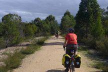 East Gippsland Rail Trail, Bairnsdale, Australia