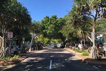 Hastings Street, Noosa, Australia