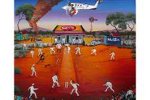 Howard Steer Art - Flying Doctor Artist, Broken Hill, Australia