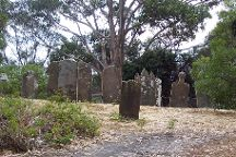 Isle of the Dead, Port Arthur, Australia