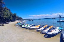 Jet Ski Safaris, Main Beach, Australia